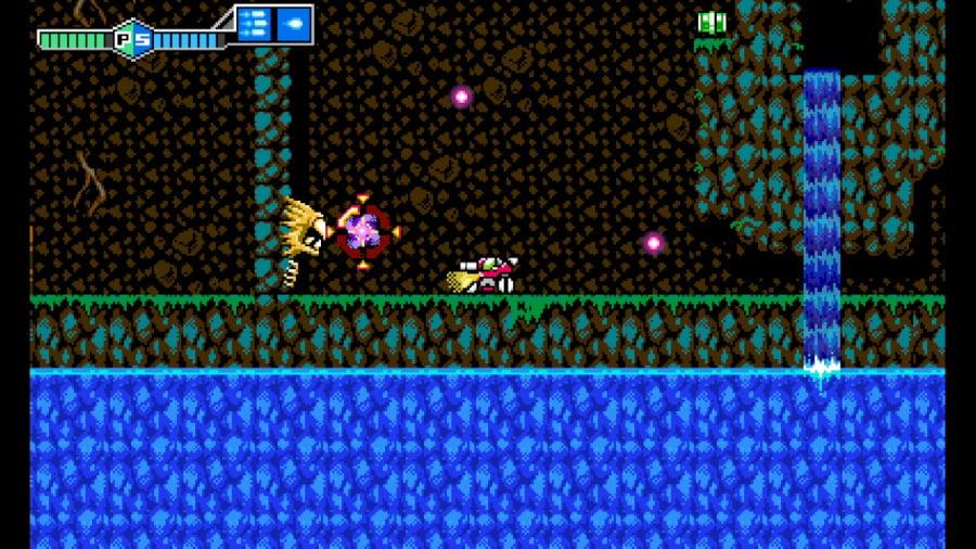 Blaster Master Zero Review - Screenshot 1 of 3