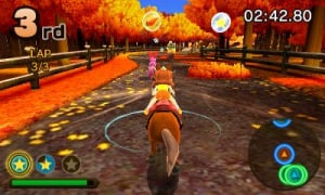 3 DS Mario Sports Superstars S HORSE RACING 2 Special Items UKV 1