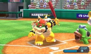 3 DS Mario Sports Superstars S BASEBALL 1 Batting2 UKV 1