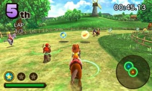 3 DS Mario Sports Superstars S HORSE RACING 1 UKV 1