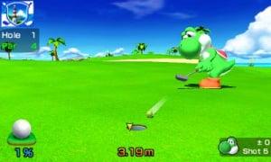 3 DS Mario Sports Superstars S GOLF 2 Putting UKV 1