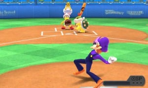 3 DS Mario Sports Superstars S BASEBALL 2 Pitching UKV 1