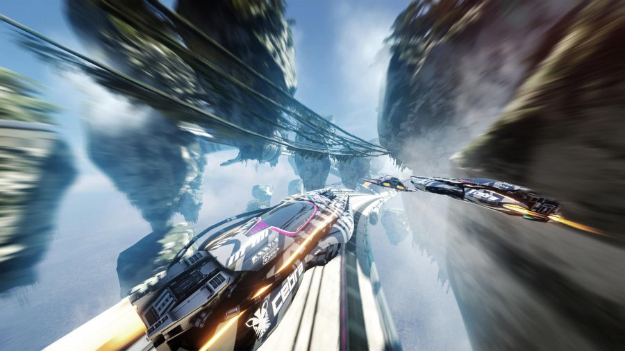 Fast RMX Review - Screenshot 2 of 4
