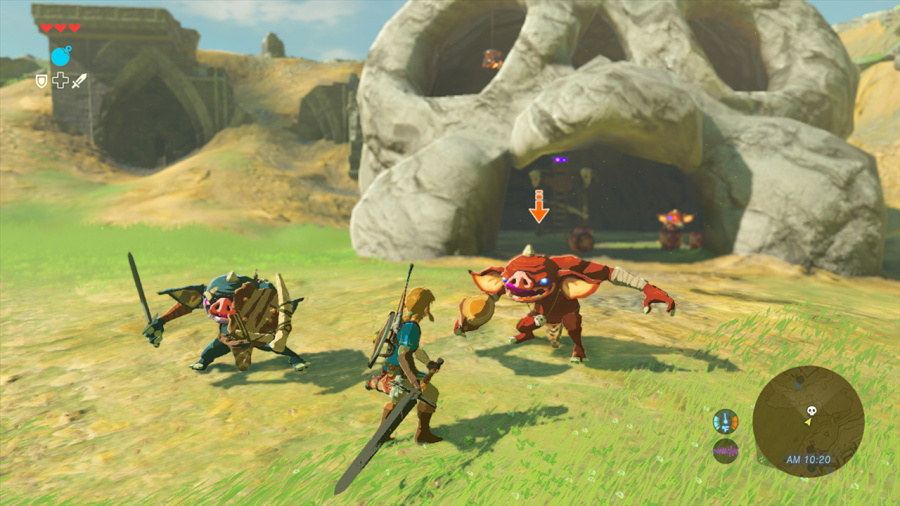 The Legend of Zelda: Breath of the Wild Review - Screenshot 4 of 5