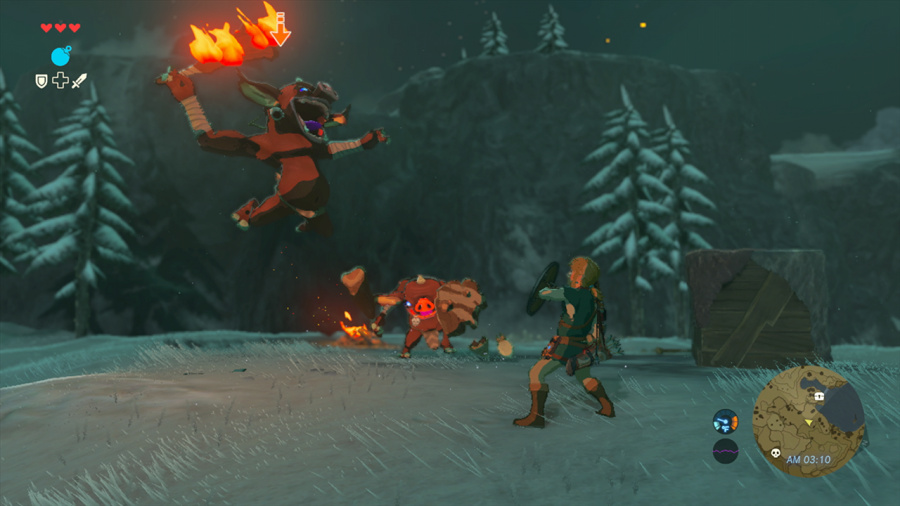The Legend of Zelda: Breath of the Wild Review - Screenshot 4 of 5