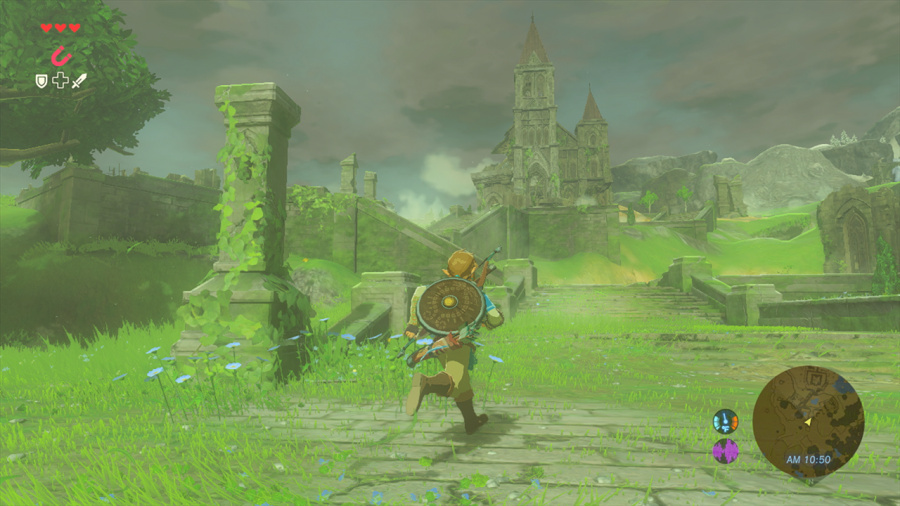 The Legend of Zelda: Breath of the Wild Review - Screenshot 5 of 5