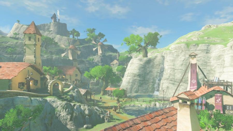 The Legend of Zelda: Breath of the Wild Review - Screenshot 3 of 5