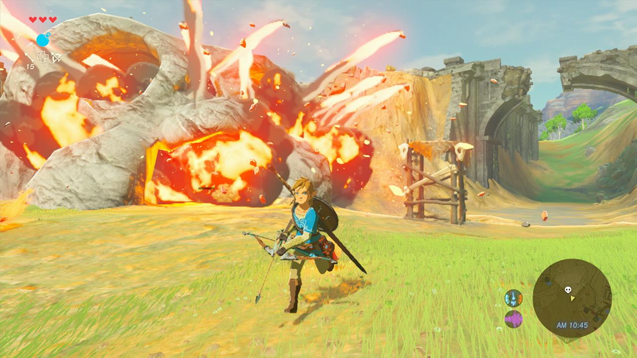 The Legend of Zelda: Breath of the Wild Review (Wii U