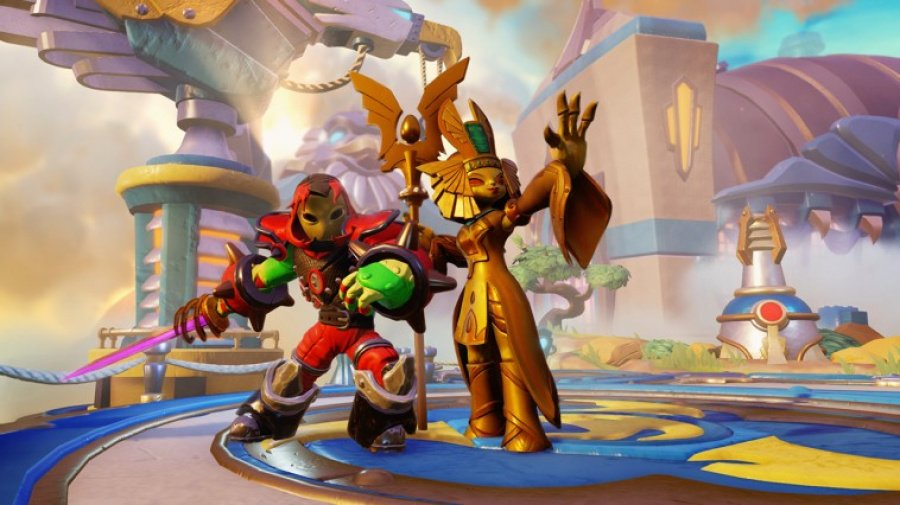 Skylanders Imaginators Review - Screenshot 4 of 4