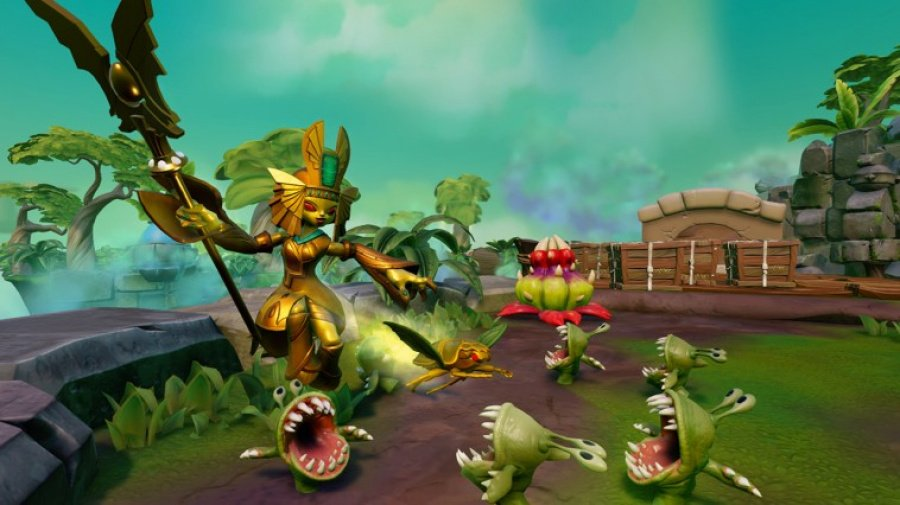 Skylanders Imaginators Review - Screenshot 1 of 4