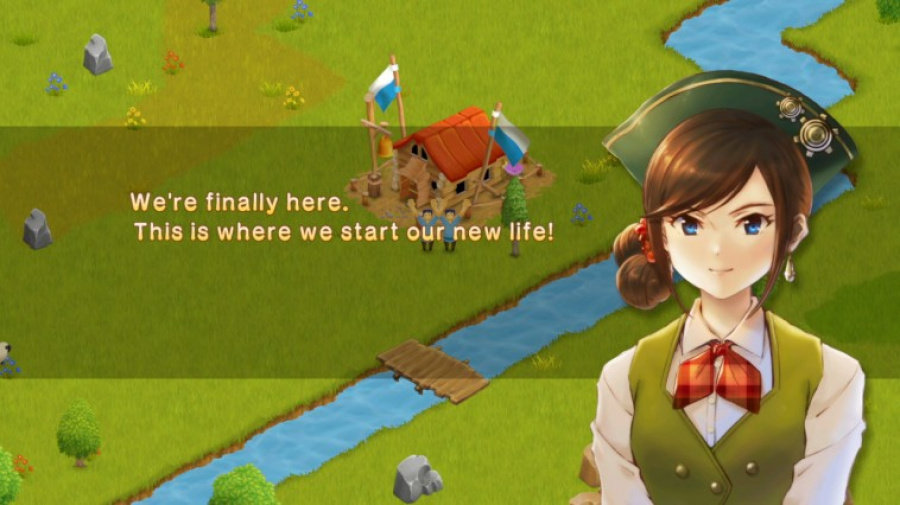New Frontier Days: Founding Pioneers Review - Screenshot 4 of 6