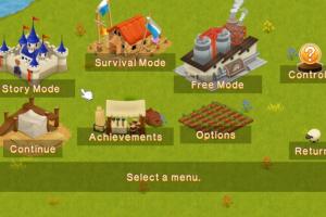 New Frontier Days: Founding Pioneers Screenshot