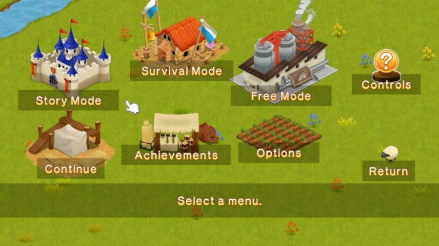 New Frontier Days: Founding Pioneers Review - Screenshot 1 of 6