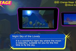 Vroom in the Night Sky Screenshot