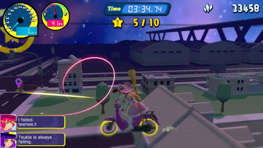 Vroom in the Night Sky Review - Screenshot 2 of 3