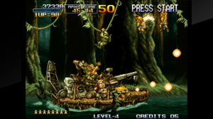 Metal Slug 3 Review - Screenshot 3 of 6