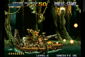 Metal Slug 3 Screenshot