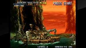 Metal Slug 3 Review - Screenshot 1 of 6