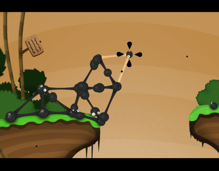 World of Goo Review - Screenshot 1 of 5