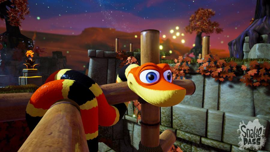 Snake Pass Fire Screenshot 1