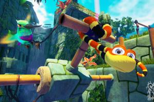 Snake Pass Screenshot