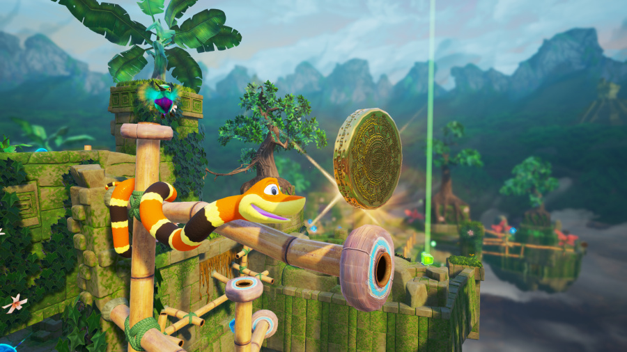 Snake Pass Review - Screenshot 1 of 5