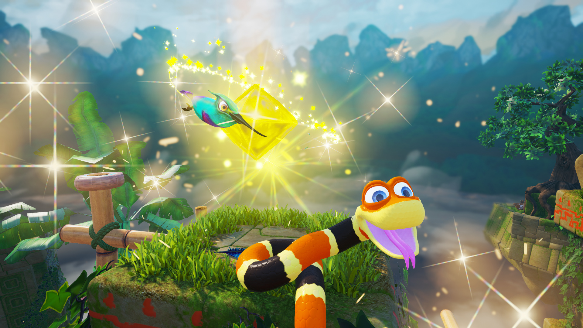 Snake Pass Switch Eshop Game Profile News Reviews