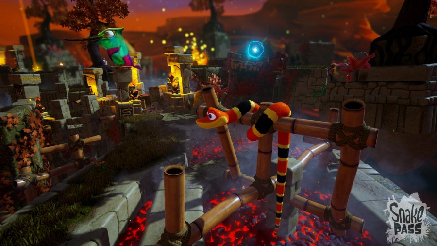 Snake Pass Review - Screenshot 4 of 5