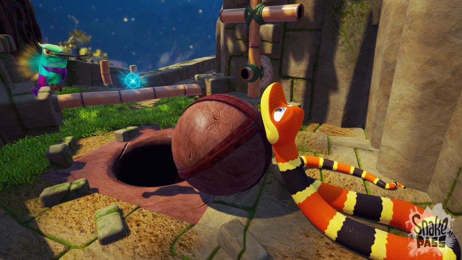 Snake Pass Review - Screenshot 2 of 5