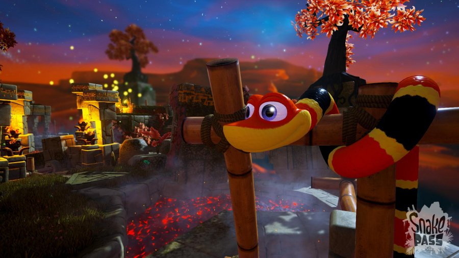 Snake Pass Review - Screenshot 3 of 5