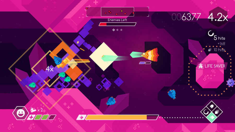 Graceful Explosion Machine Review - Screenshot 4 of 5