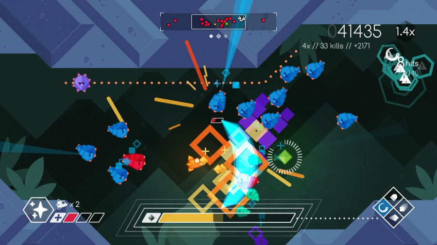 Graceful Explosion Machine Review - Screenshot 1 of 5