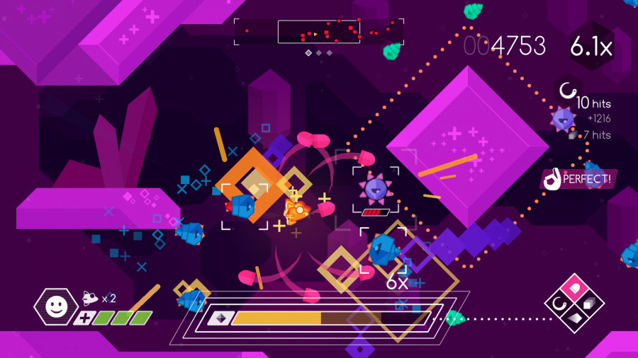 Graceful Explosion Machine Review - Screenshot 3 of 5