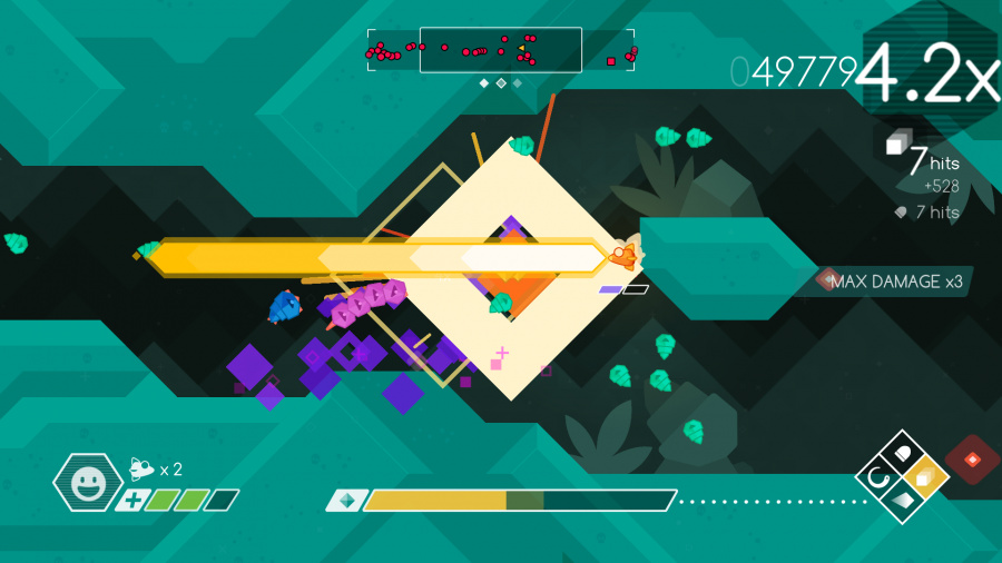 Graceful Explosion Machine Review - Screenshot 1 of 4