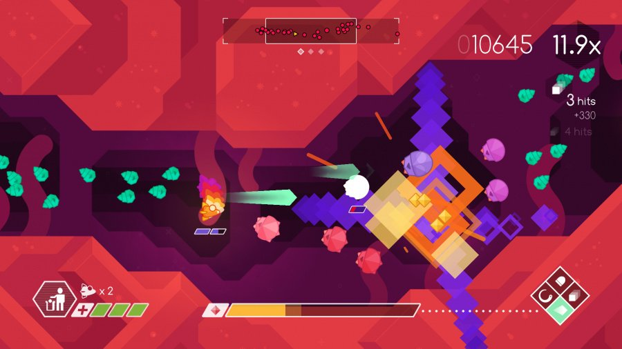 Graceful Explosion Machine Review - Screenshot 3 of 4