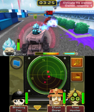 Tank Troopers Review - Screenshot 2 of 5