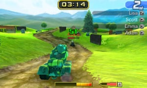 Tank Troopers Review - Screenshot 1 of 5