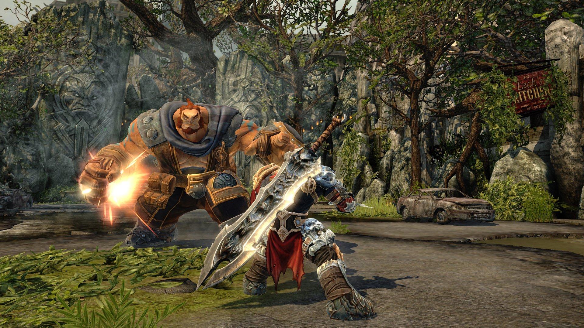 Darksiders: Warmastered Edition Review (Wii U) | Nintendo Life