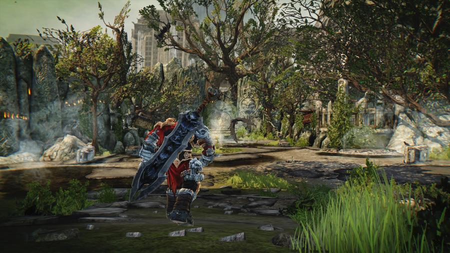Darksiders: Warmastered Edition Review - Screenshot 3 of 5