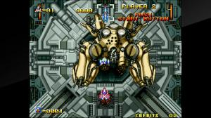 Alpha Mission II Review - Screenshot 2 of 4