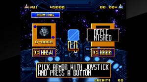 Alpha Mission II Review - Screenshot 1 of 4