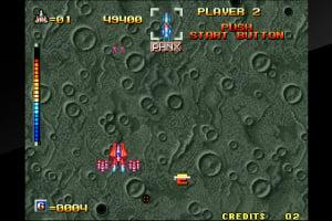 Alpha Mission II Screenshot