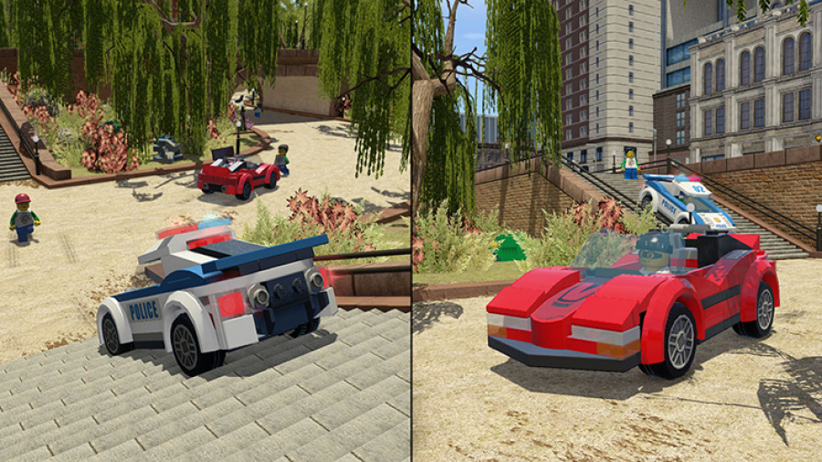 LEGO City: Undercover Review - Screenshot 1 of 6