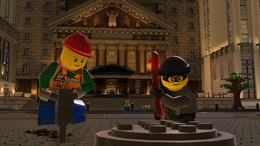LEGO City: Undercover Review - Screenshot 4 of 6