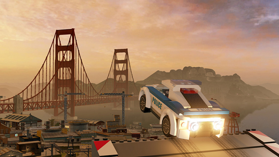 LEGO City: Undercover Review - Screenshot 3 of 6