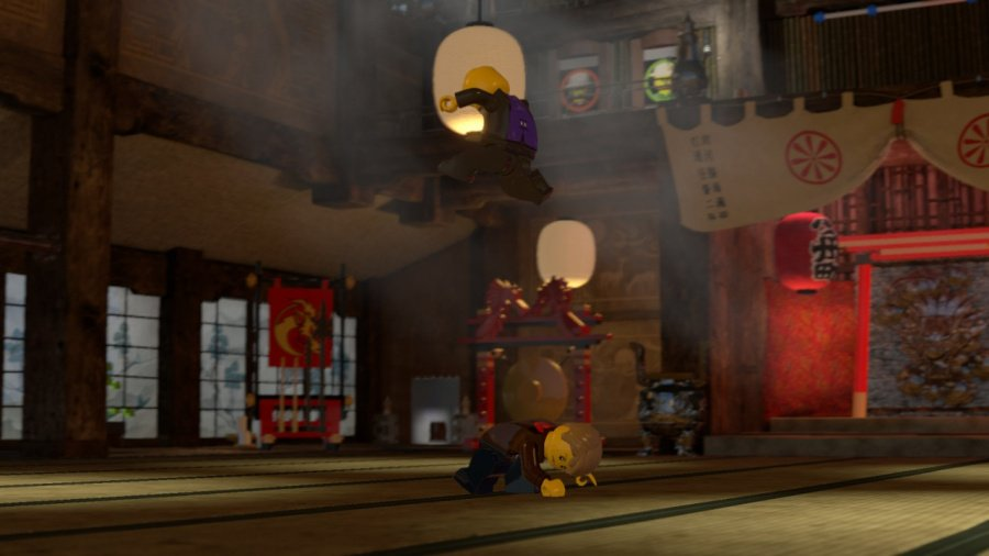 LEGO City: Undercover Review - Screenshot 2 of 6