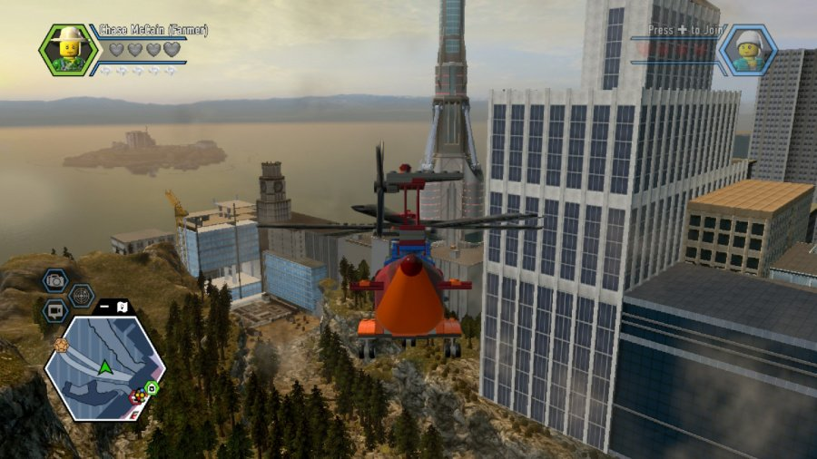 LEGO City: Undercover Review - Screenshot 5 of 6