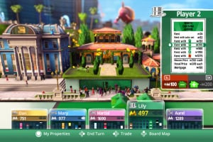 Monopoly for Nintendo Switch Screenshot