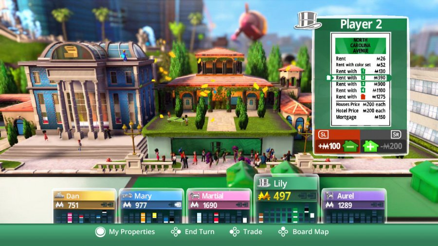 Monopoly for Nintendo Switch Review - Screenshot 1 of 4