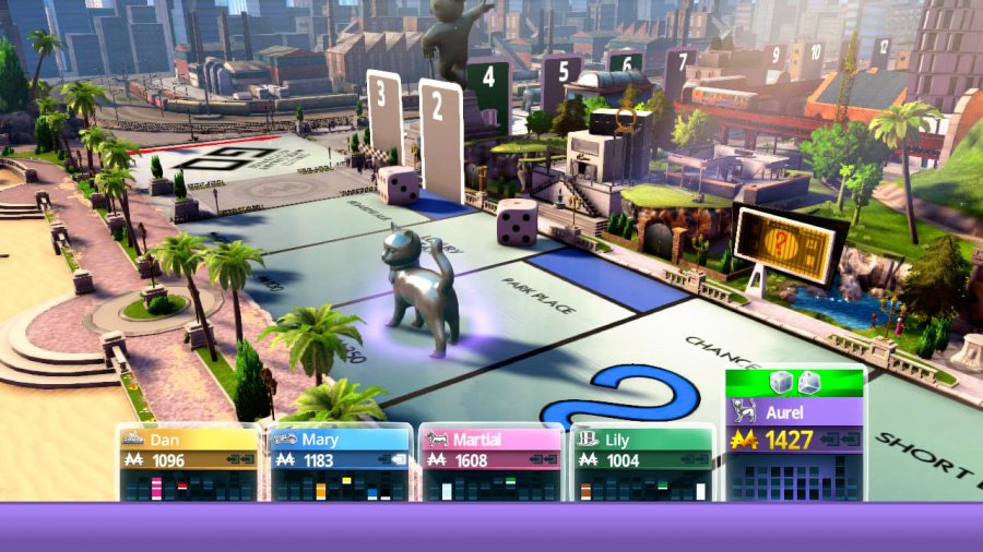 Monopoly for Nintendo Switch Review - Screenshot 3 of 4